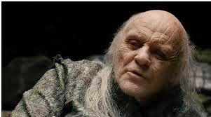 Noah - Anthony Hopkins as Methuselah | A Constantly Racing Mind