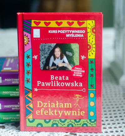 Działam efektywnie Beata Pawlikowska