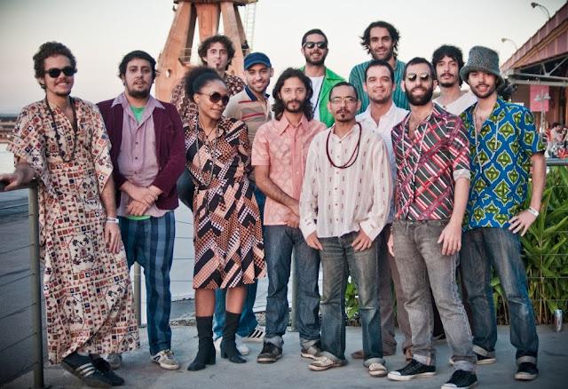 Abayomy Afrobeat Orquestra - Discografia