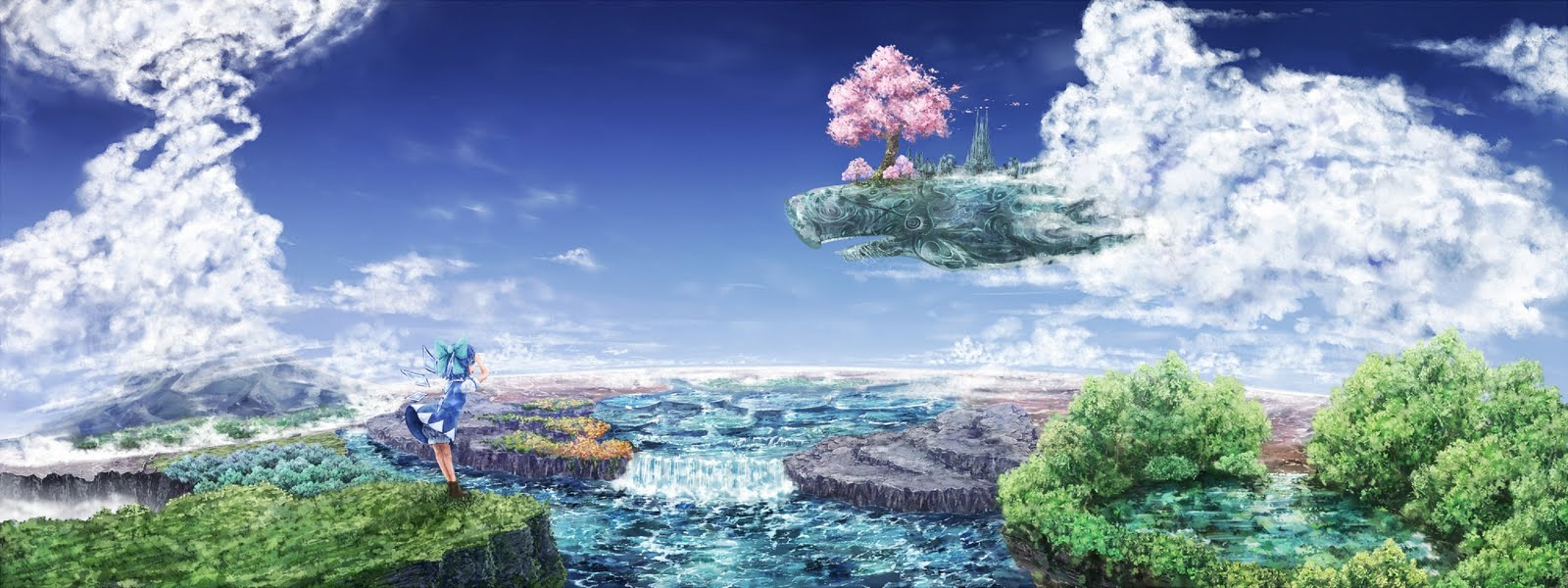 Inuyasha 3d Wallpapers Wallpaper Depot 10 Beautiful Anime Scenery Wallpapers