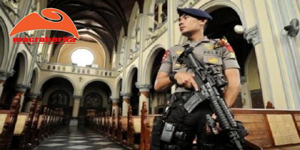 Polda Metro Jaya Akan Fokus Mengamankan 232 Gereja Yang Ada di Ibu Kota