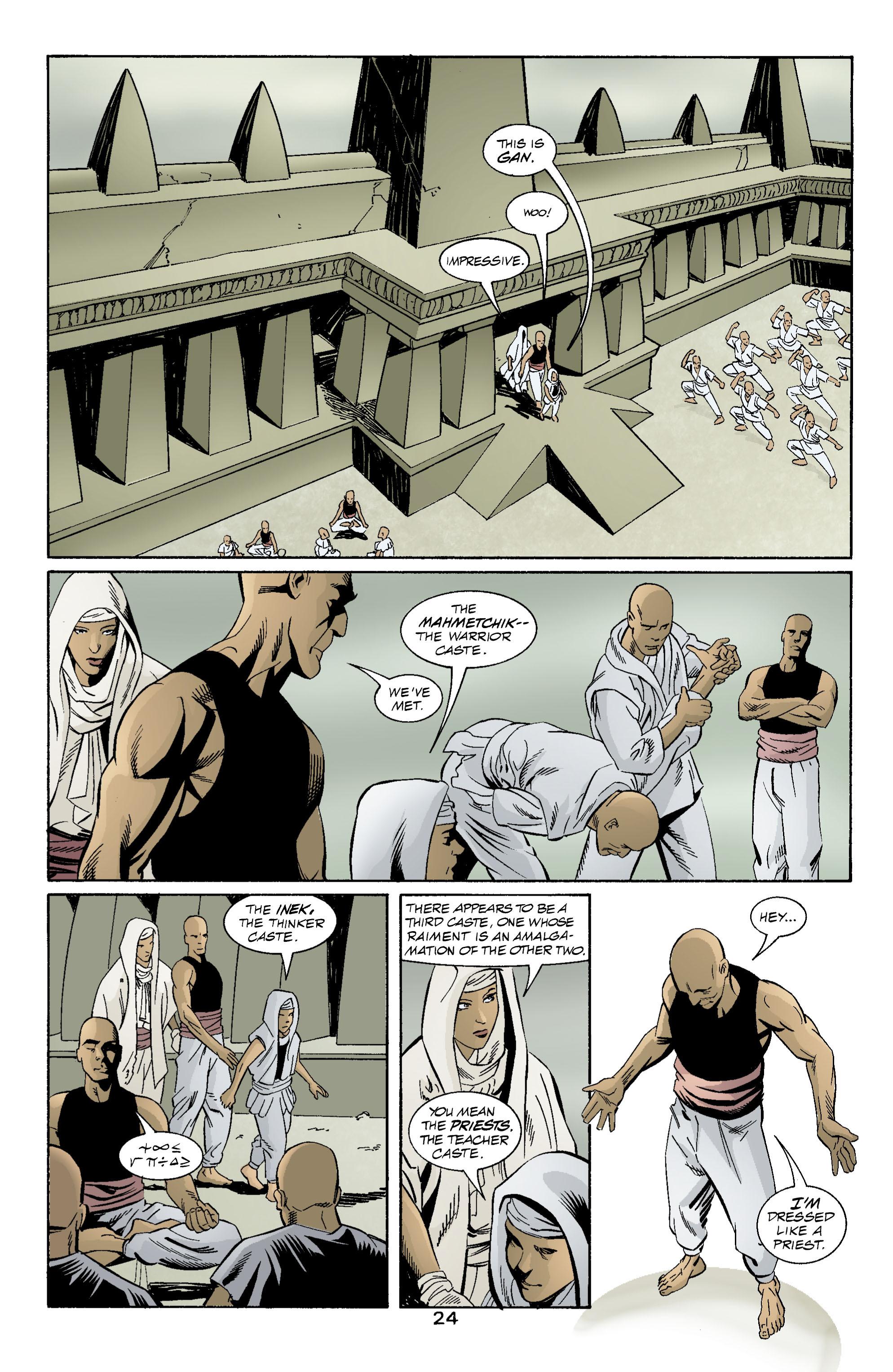 Detective Comics (1937) 756 Page 24