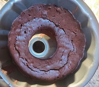 baked gluten free brownies