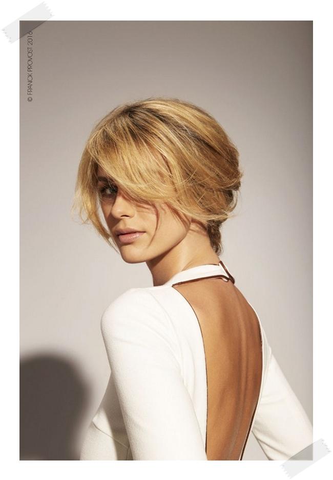 Krótkie fryzury z grzywką 2017 Modne  najmodniejszych fryzury