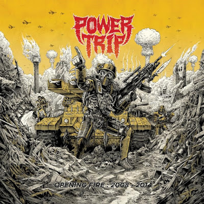 Power Trip: Dark Operative Releases CD Version Of Opening Fire: 2008-2014