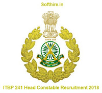 ITBP 241 Head Constable Recruitment