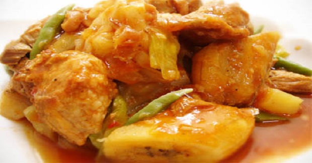 Pochero (Pork) Recipe