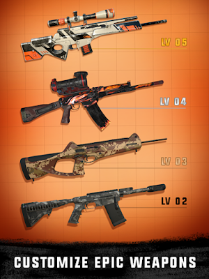 Sniper 3D Gun Shooter v2.8 Mod 2 bestapk24