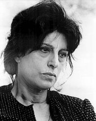 Anna Magnani, the Rome-born actress who died in 1973