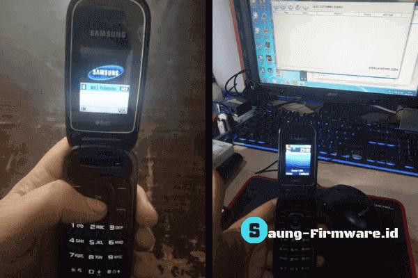 Firmware Pac Samsung Flip GT-E1272 Tested