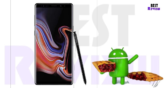 Samsung Galaxy Note 9 set for January 15 update to Android 9 Pie
