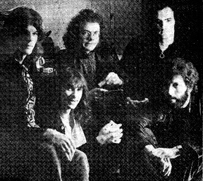 KING CRIMSON - Interview 1970 - Rock & Folk Magazine