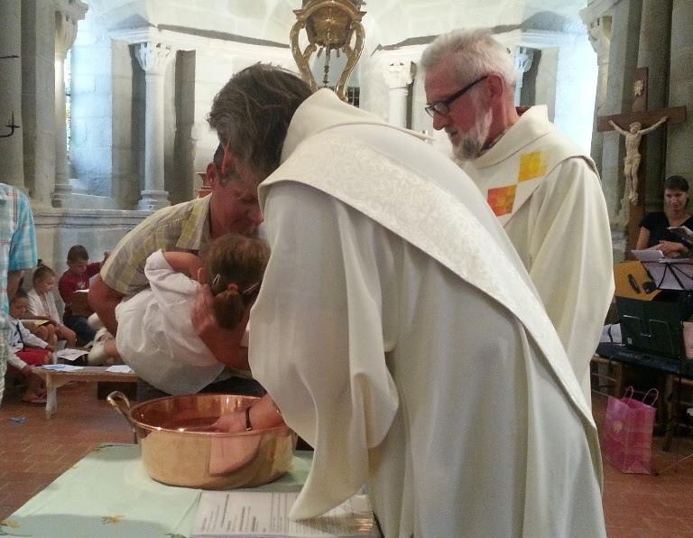 baptême Sauvain
