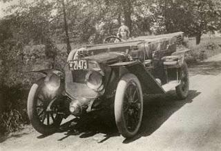 Automóvil de Florence Lawrence