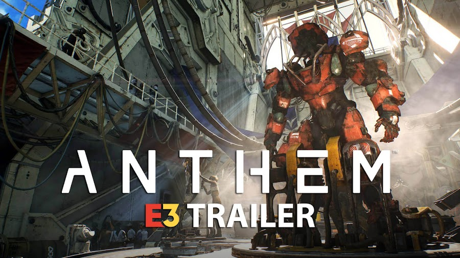anthem e3 2018 trailer