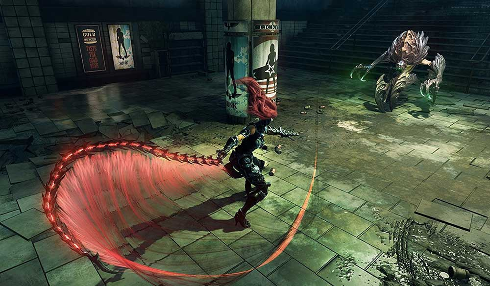 Darksiders 3 Oynanış Videosu Yayınlandı