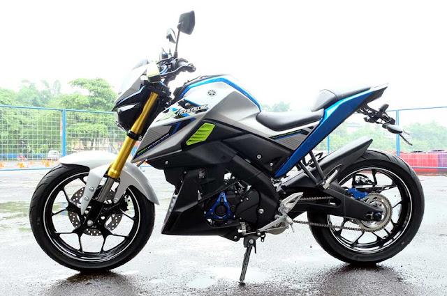 Apakah All New Yamaha Xabre menggunakan mesin 155c VVA atau disuntik mati?