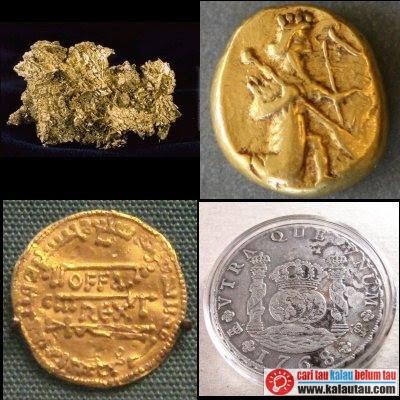 kalautau.com - uang pertama kali ditemukan dipenghujung millennium ketiga SM di Mesopotamia