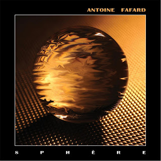 Antoine Fafard - 2016 - Sphere