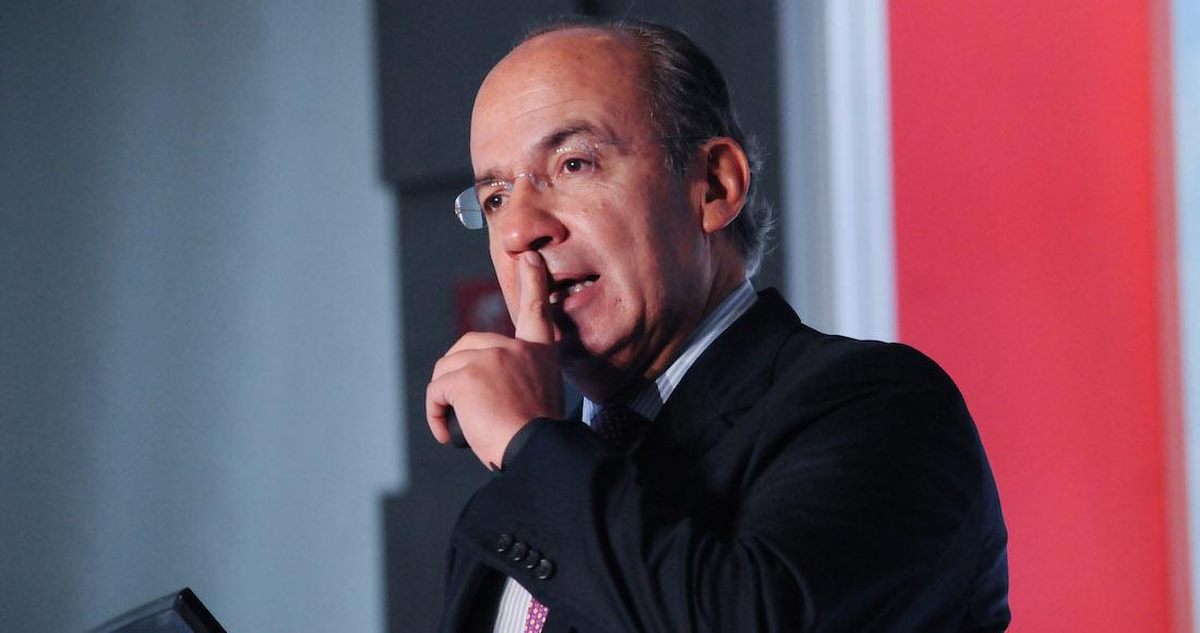 Felipe Calderón tenia miedo, me pidió seguridad en una carta que me envió y le puse 8 escoltas, dijo el Presidente Obrador