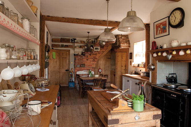LISMARY'S COTTAGE: una casa nel Tenterden