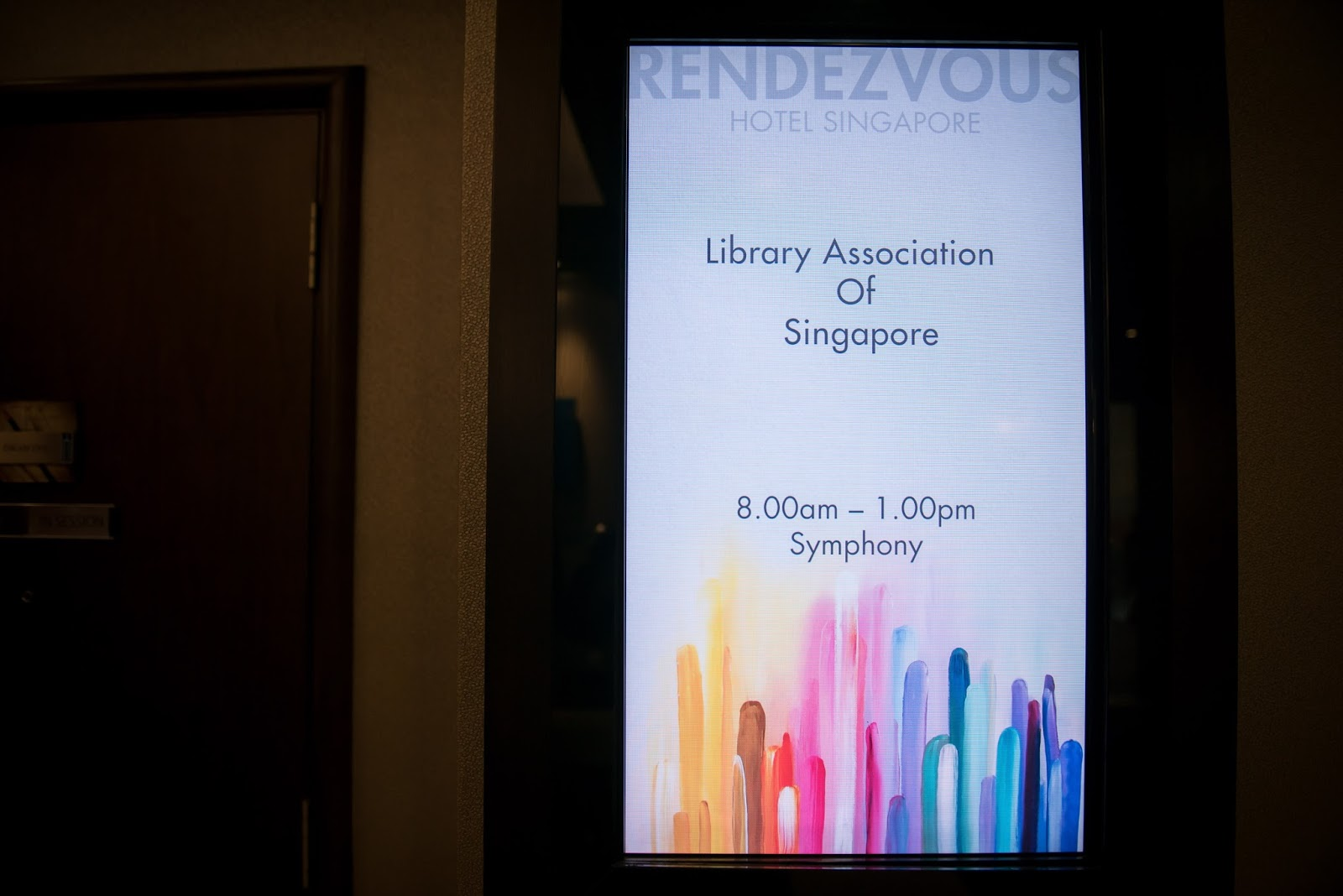 Dexterine S Blogspot Library Association Of Singapore Agm 13 May 2017