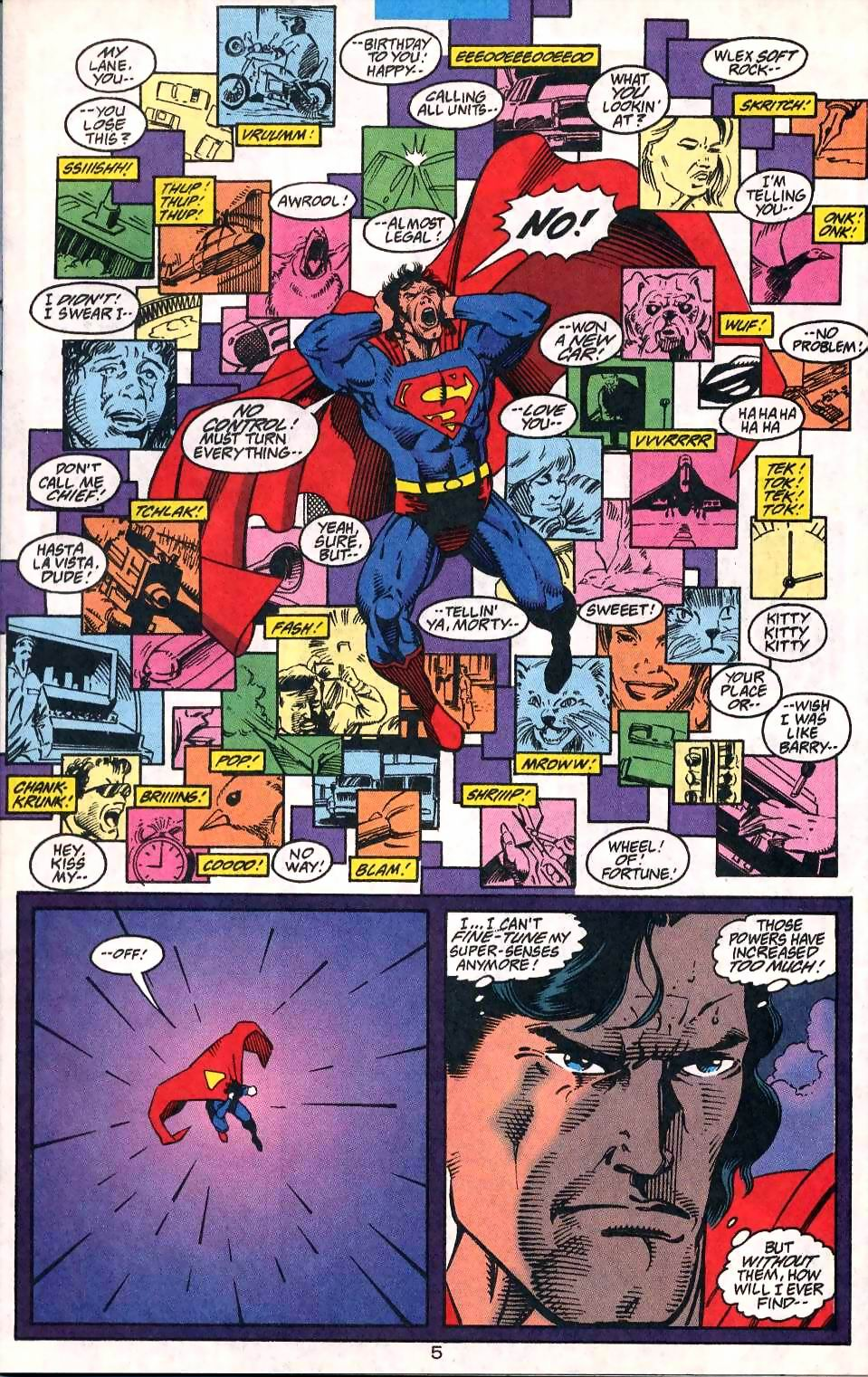 Read online Adventures of Superman (1987) comic -  Issue #510 - 6