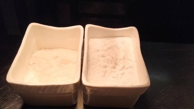 Corn flour and All purpose flour Food Recipe Dinner ideas