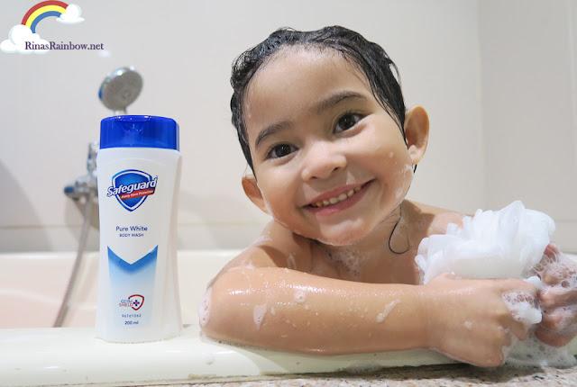 Safeguard Bodywash
