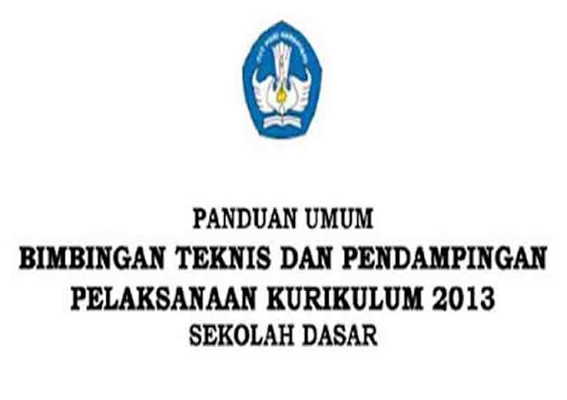 Materi Bimtek Penyegaran Kurikulum 2013 Tingkat SD Terbaru