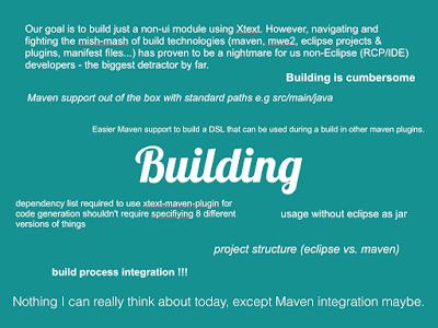 sven efftinge's blog: The Future of Xtext