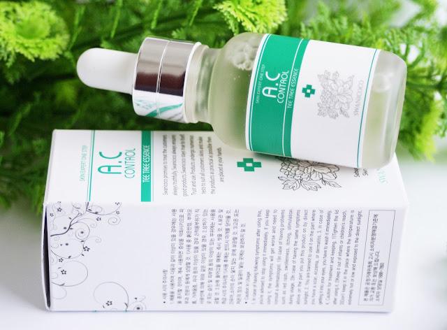 Swanicoco, A.C Control Tea Tree Essence