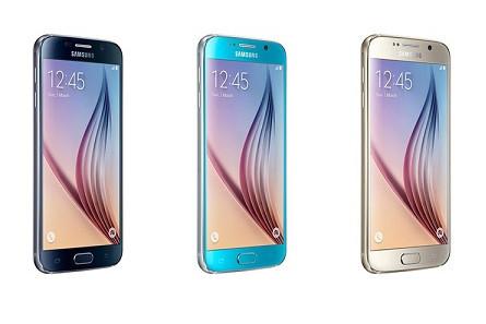هاتف سامسونج جالكسي إس6 - Galaxy S6