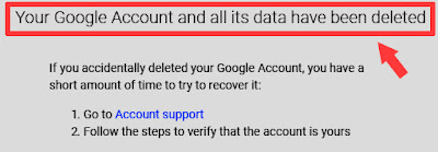google account permanently delete kaise kare