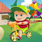 G4K Cute Baby Boy Rescue Game