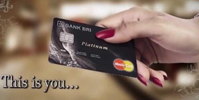 Promo Kartu Kredit BRI  2017
