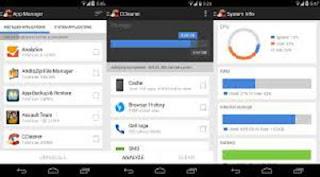 10 Aplikasi Pembersih Android Terbaik CCleaner android