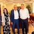 Milletvekili Adayları Belediye Çalışanlarını Ziyaret Etti