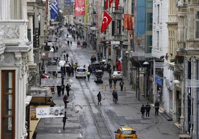 Israel quer israelenses fora da Turquia