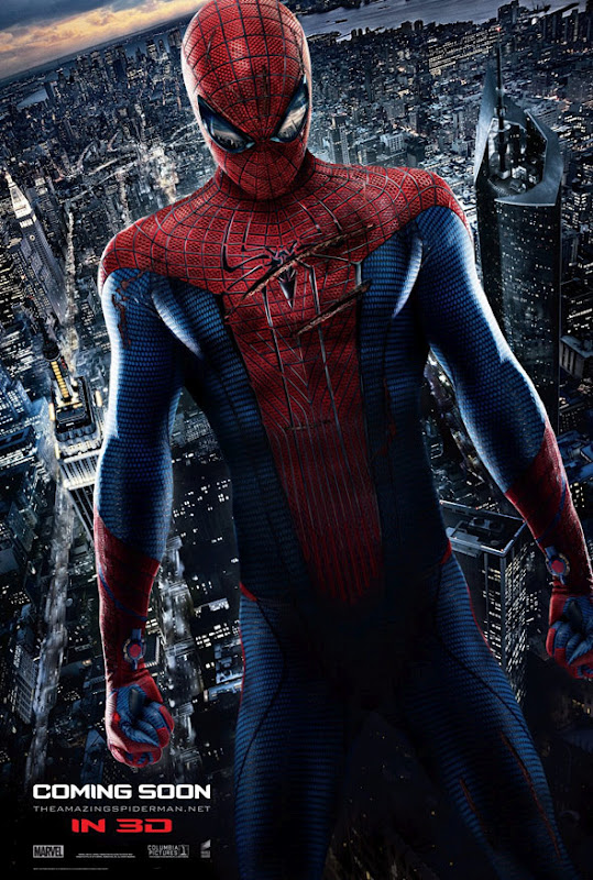 Celebrities, Movies and Games: The Amazing Spider-Man ...
