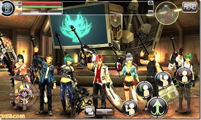 Download God Eater Online MOD v1.0.0.3 Apk android Update Terbaru