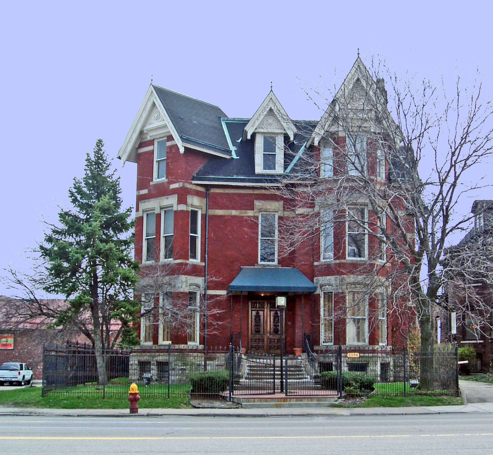 RETRO KIMMER'S BLOG: HISTORIC DETROIT LANDMARK HOMES ON
