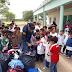 EFECTIVOS DE POLICÍA FEDERAL SÁENZ PEÑA ENTREGARON DONACIONES EN ESCUELA RURAL DE LAS BREÑAS