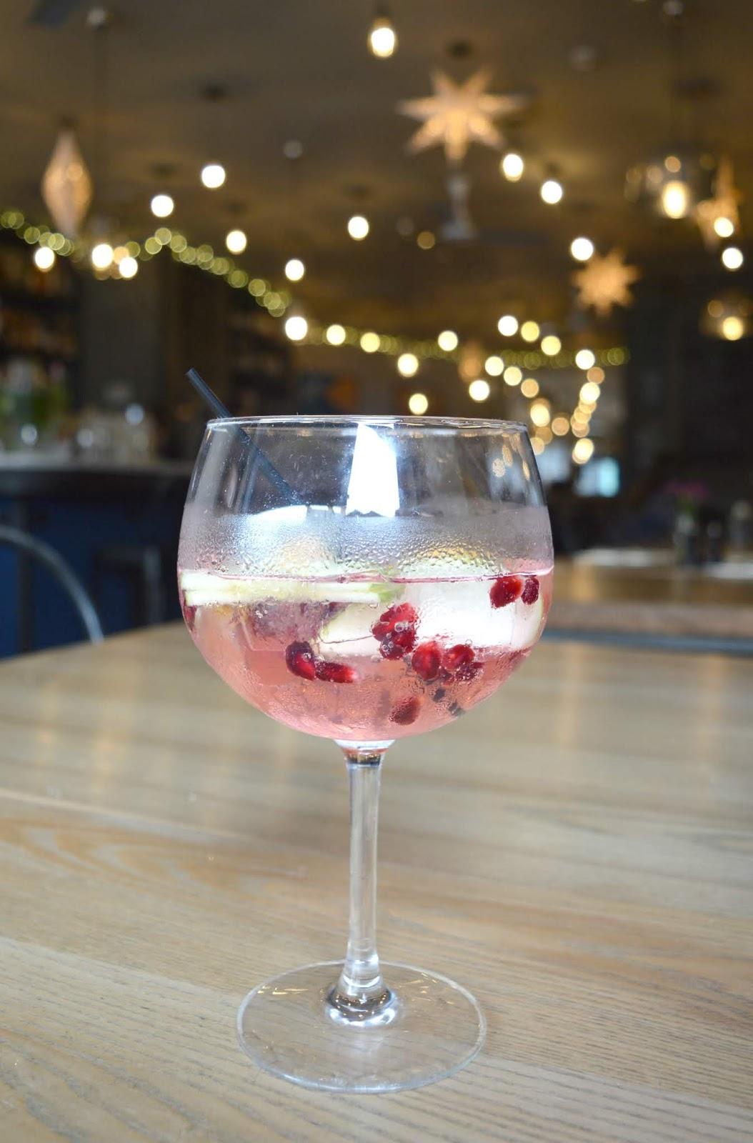 Walking North Tyneside - Coast Gin