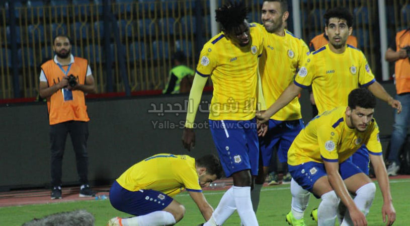 الإسماعيلي يفوز على الاتحاد السكندري في البطولة العربية للأندية في ذهاب ربع النهائي