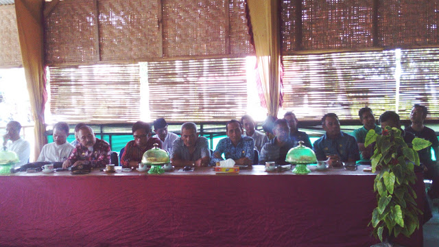 Bapelitbangda, Gelar Diskusi Tentang Destination Branding Pariwisata Selayar