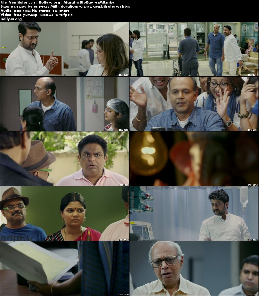 Ventilator 2016 BluRay 400MB Full Marathi Movie Download 480p