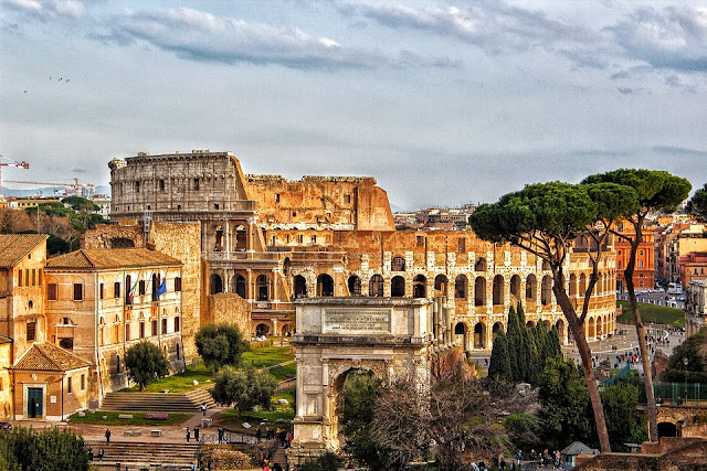 Dove andare in Primavera in Italia: Roma