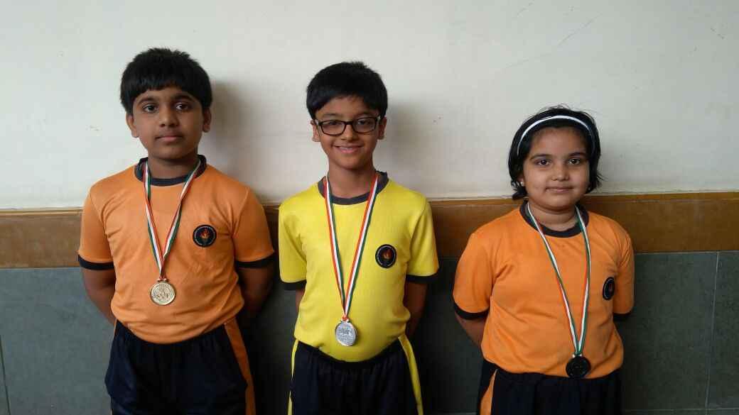 The Rustomjee Cambridge Diaries: Math Olympiad winners