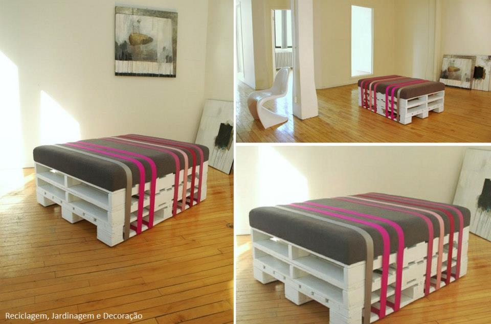 Con decoro muebles de palets - Sillones hechos de palets ...